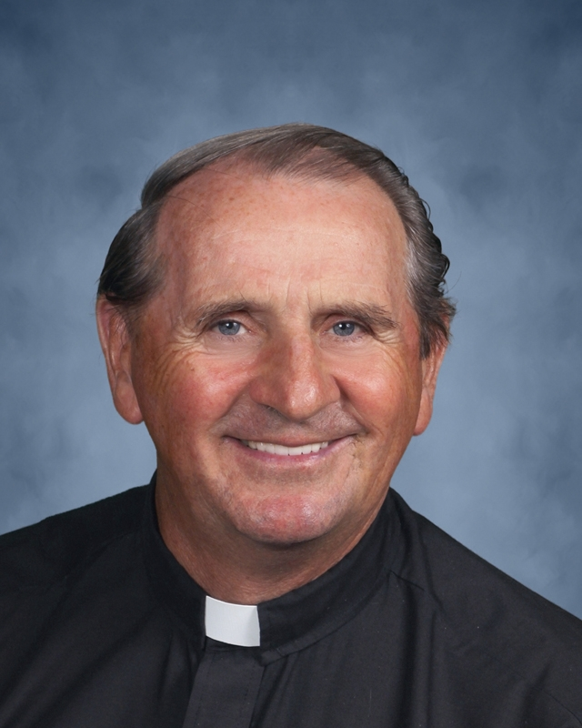 Fr. Gerry Creedon Pastor